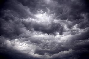 Met Office Stormy Clouds