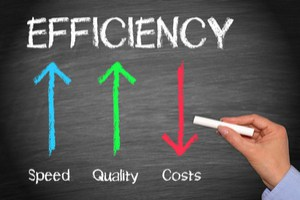 Supply Chain Efficiency Visibility Driving Business