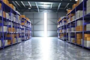 Disruptive Warehousing