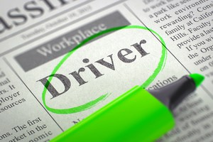 Driver Recruitment in Transport Logistics